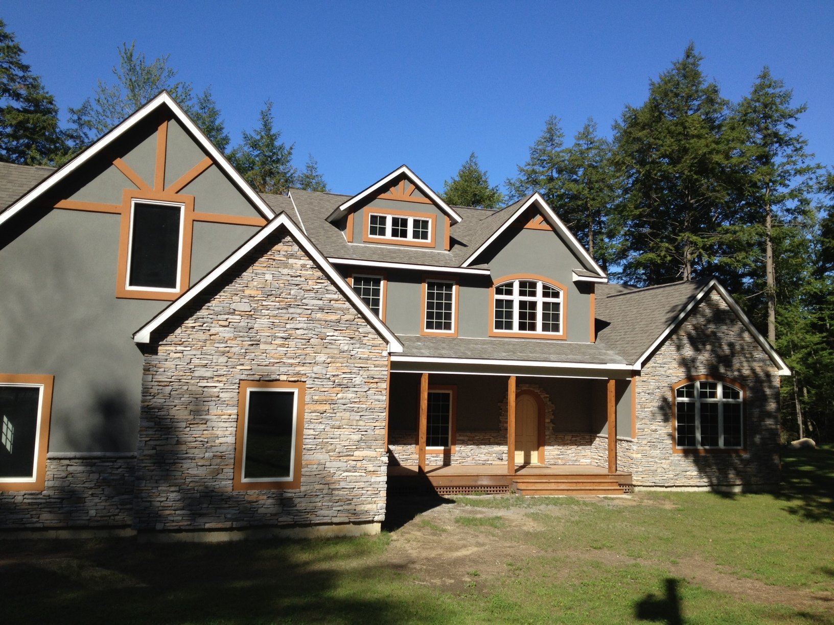 Custom modular homes saratoga construction llc for Custom built house