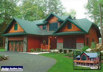 Custom panelized homes saratoga construction llc for Panelized cabins